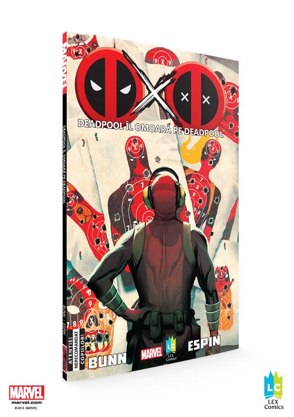 Album Deadpool il Omoara pe Deadpool