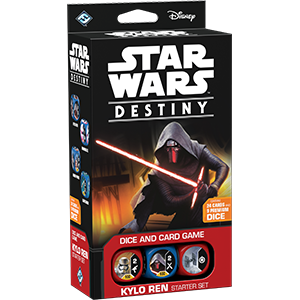 Star Wars Destiny Kylo Ren Starter Pack