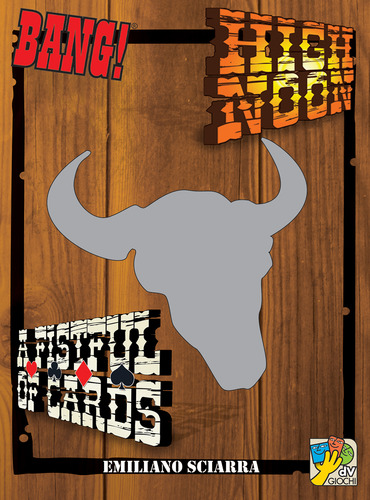 Bang! High Noon+A Fistful of Cards