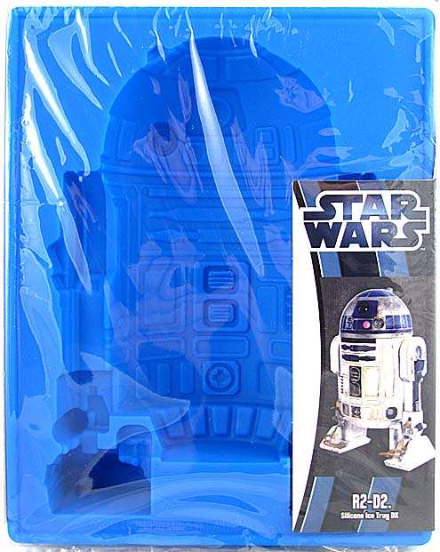 Star Wars R2-D2 DX 11 inch Silicone Tray
