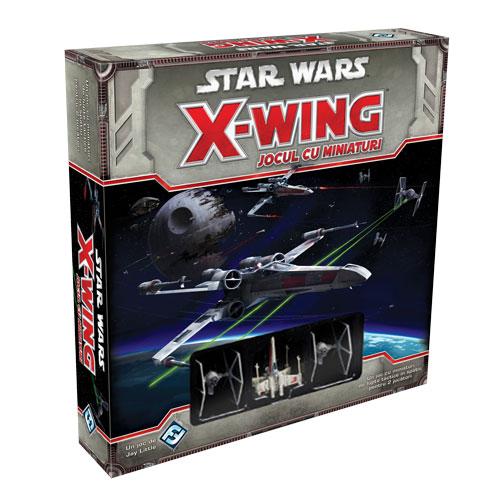 STAR WARS: X-WING – JOCUL CU MINIATURI