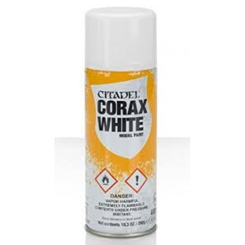 Citadel Corax White Spray cod 5011921063277