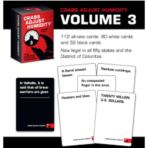 Crabs Adjust Humidity Vol. 3 cod 748252104632