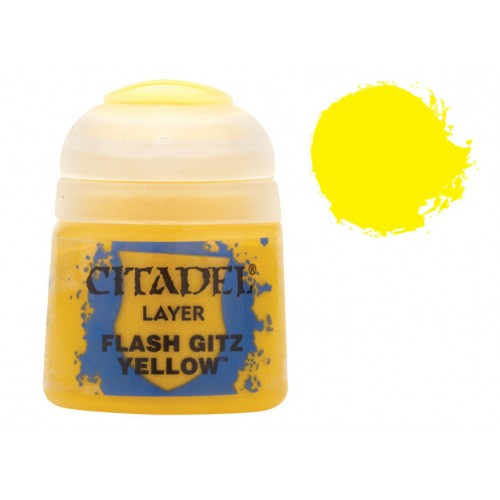 Flash Gitz Yellow cod 5011921026647