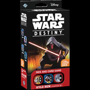 Star Wars Destiny Kylo Ren Starter Pack