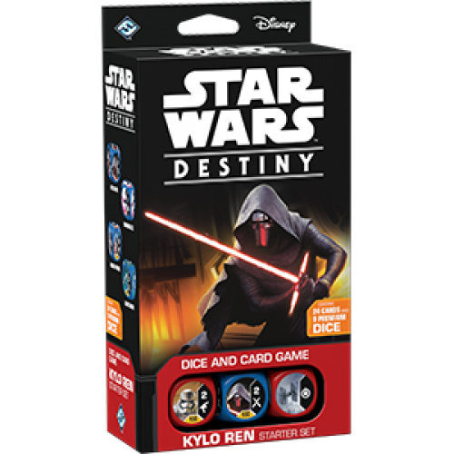 Star Wars Destiny Kylo Ren Starter Pack cod 841333101947