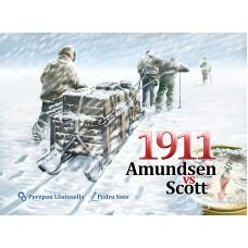 Amundsen vs Scott cod 8437007925975