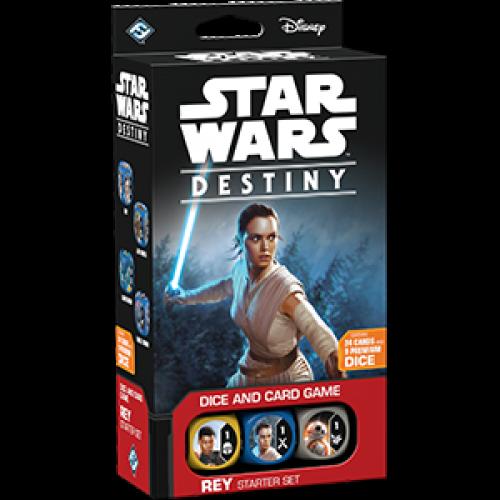 Star Wars Destiny Rey Starter Pack cod 841333101954