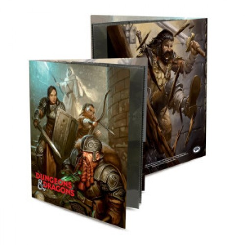 UP - Dungens & Dragons Character Folio - Dungeon Crawl cod 074427852795