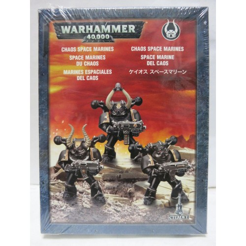 Chaos Space Marines cod 5011921009268