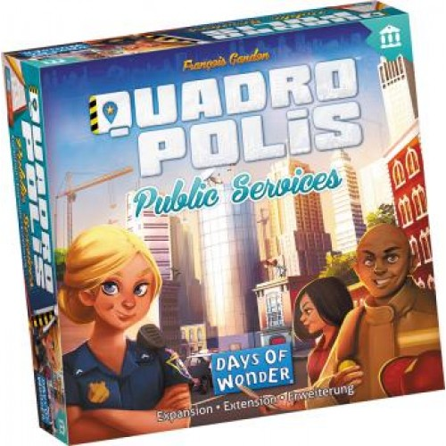 DoW - Quadropolis: Public Services Expansion - EN cod 824968850213