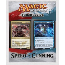 DUEL DECK SPEED VS. CUNNING cod 653569941835