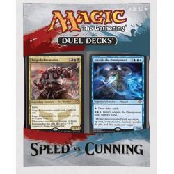 DUEL DECK SPEED VS. CUNNING