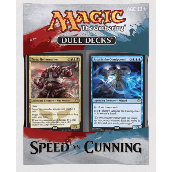 DUEL DECK SPEED VS. CUNNING cod 653569941835