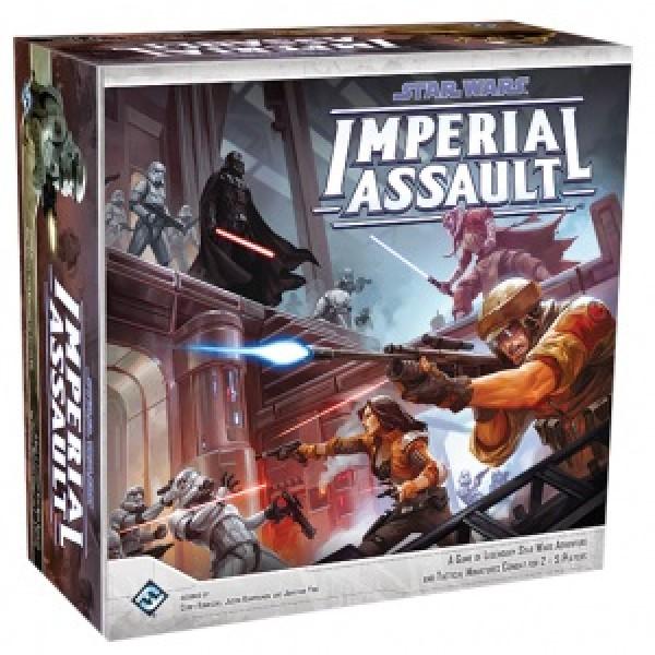 STAR WARS IMPERIAL ASSAULT cod 9781616619909