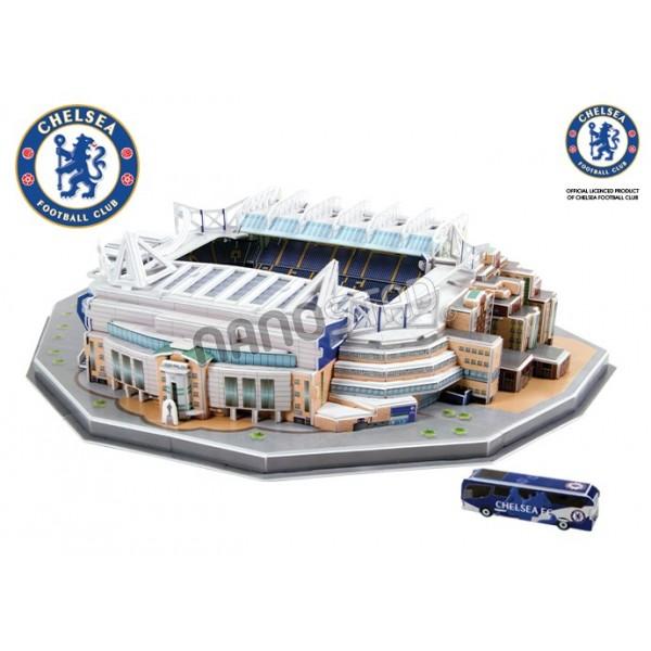 STADION CHELSEA-STAMFORD BRIDGE (MAREA BRITANIE) cod 5012822037251