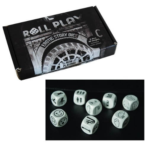 ROLL PLAY - EROTIC STORY DICE cod 799665610869