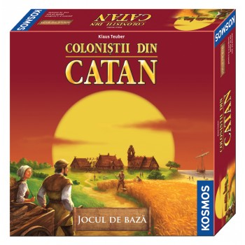 COLONISTII DIN CATAN cod 4002051693602