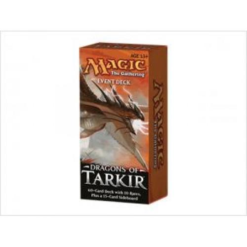 MTG EVENT DECK DRAGONS OF TARKIR cod 630509286126
