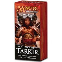 MTG EVENT DECK KHANS OF TARKIR