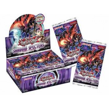 YUGIOH SHADOW SPECTERS BOOSTER