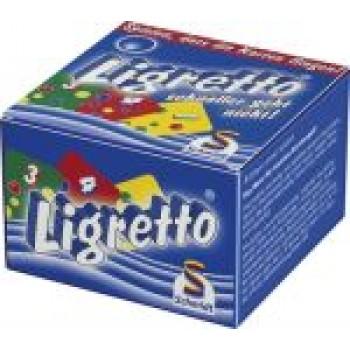 LIGRETTO ALBASTRU cod 4001504011079