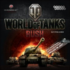 WORLD OF TANKS - RUSH