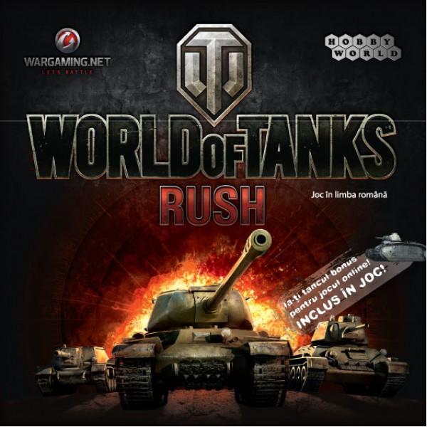 WORLD OF TANKS - RUSH cod 4620011811745