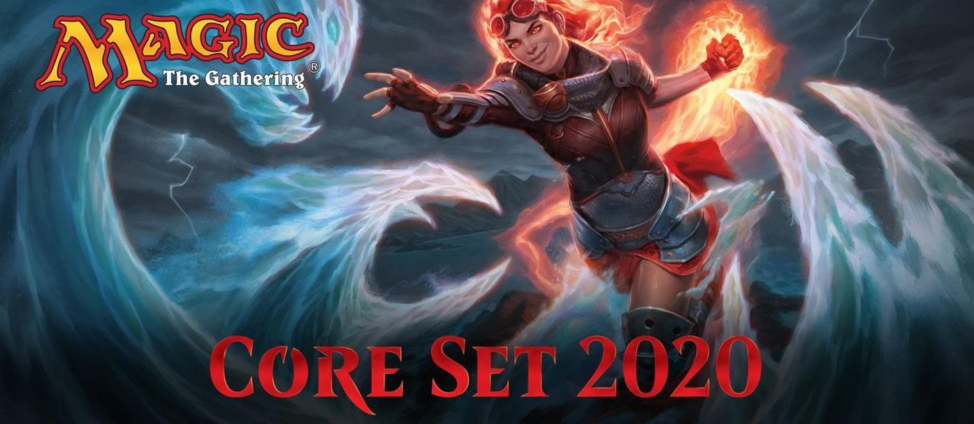 MTG Core  Set 2020