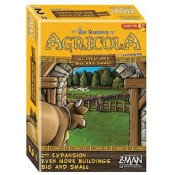AGRICOLA EVEN MORE BUILDINGS