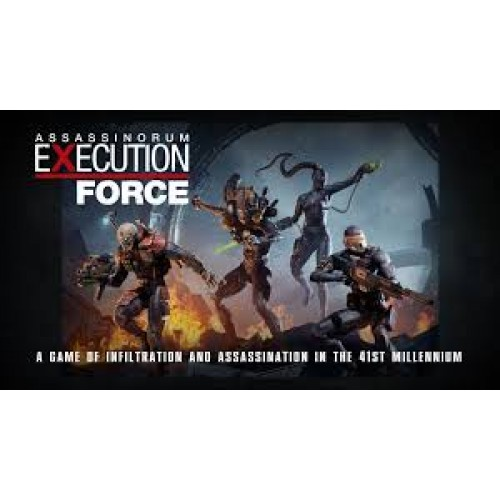 ASSASSINORUM EXECUTION FORCE cod 5011921057795