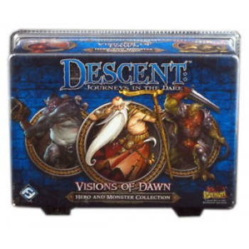 FFG - Descend 2nd Ed: Journeys in the Dark Second Edition - Visions of Dawn - EN