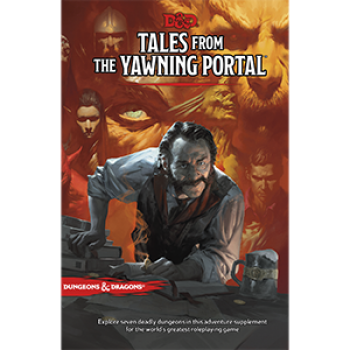 D&D RPG - Tales From the Yawning Portal BOOK