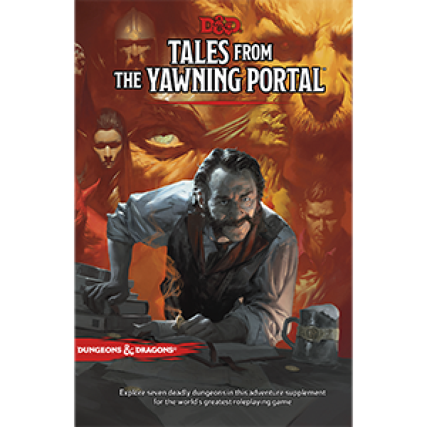D&D RPG - Tales From the Yawning Portal BOOK cod 9780786966097
