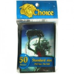 Wizard's Choice Picture Standard Sleeves - Raging Treeman