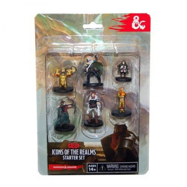 D&D Icon of the Realms starter set cod 634482727782