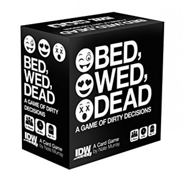 Bed Wed Dead cod 827714011111