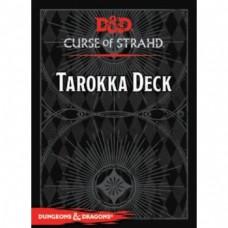 D&D Curse of Strahd: Tarokka Deck