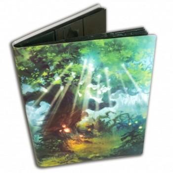 Blackfire Flexible Album - 9 pocket - Artwork by Svetlin Velinov: Forest