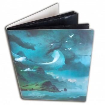 Blackfire Flexible Album - 9 pocket - Artwork by Svetlin Velinov: Island