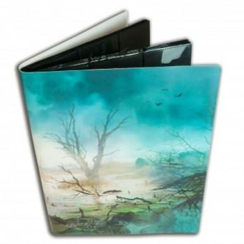 Blackfire Flexible Album - 9 pocket - Artwork by Svetlin Velinov: Swamp