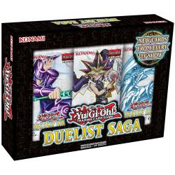 YU-GI-OH Duelist Saga Pack Display