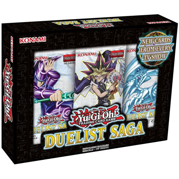 YU-GI-OH Duelist Saga Pack Display cod 4012927543207
