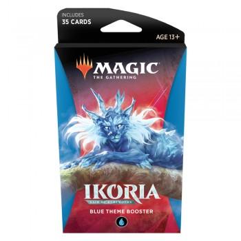 Magic The Gathering Ikoria Lair Of Behemoths Theme Booster Blue