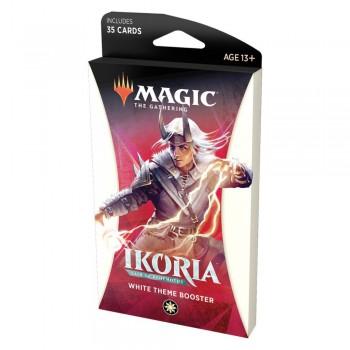 Magic The Gathering Ikoria Lair Of Behemoths Theme Booster White