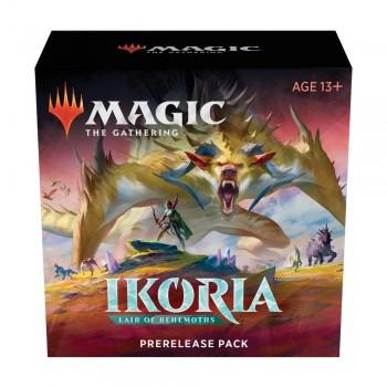 Magic The Gathering Ikoria Lair Of Behemoths Prerelease Pack