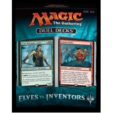 MTG - Duel Decks: Elves vs Inventors Display