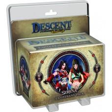 FFG - Descent 2nd Ed: Serena Lieutenant - EN