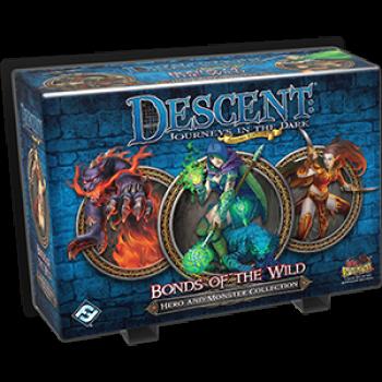 FFG - Descent 2nd End: Bonds of the Wild- EN