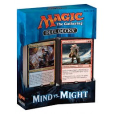 MTG Duel Decks Mind vs. Might cod 630509507832